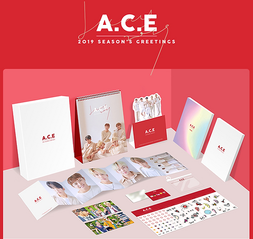 A.C.E 2019 SEASON'S GREETINGS