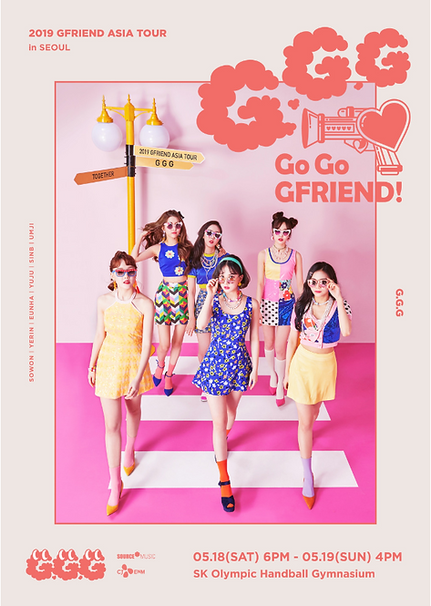2019 GFRIEND ASIA TOUR [GO GO GFRIEND!] in SEOUL