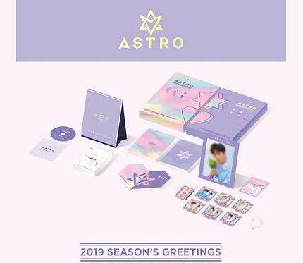 ASTRO 2019 SEASON'S GREETINGS