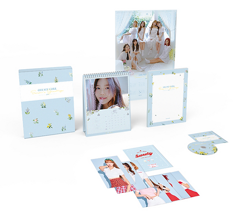 OHMYGIRL SEASON'S GREETINGS 2019