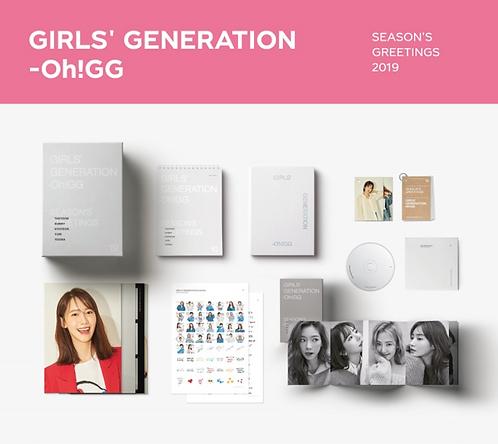 GIRLS' GENERATION 2019 SEASON'S GREETINGS
