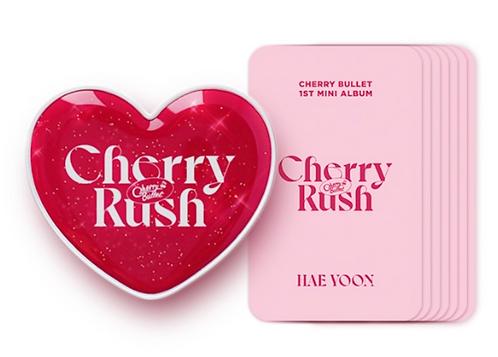 Cherry Bullet Cherry Rush Pack 購入代行