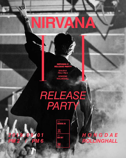 【予約】RAVI NIRVANA II RELEASE PARTY