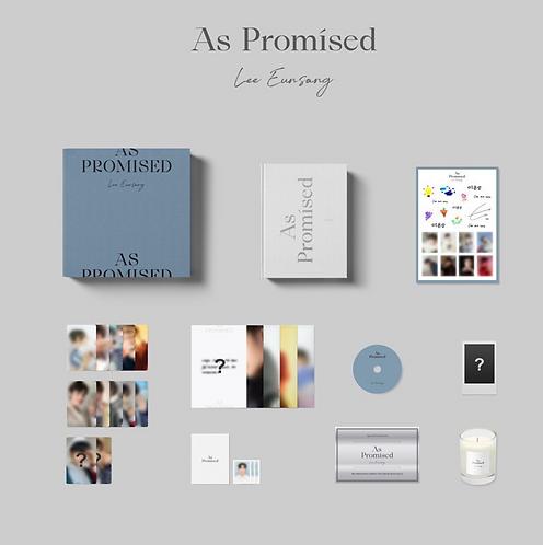 イウンサン 1stフォトブック'As Promised' 購入代行