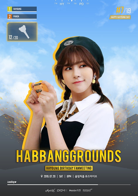 HAYOUNG BIRTHDAY FANMEETING [HABBANGGROUNDS!]