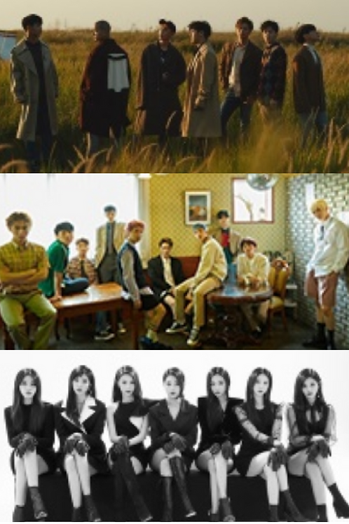 K-STAR CONCERT (BTOB/PENTAGON/CLC)