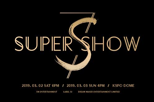 SUPER JUNIOR WORLD TOUR SUPER SHOW 7S