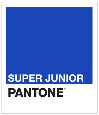 SUPER JUNIOR+PANTONE グッズ購入代行