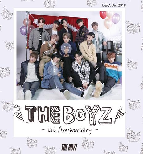 THE BOYZ 公式ファンクラブ<THE B>1期 加入代行