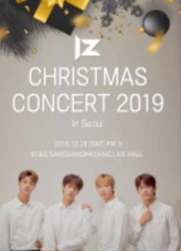 【予約】IZ CHRISTMAS CONCERT 2019 In Seoul