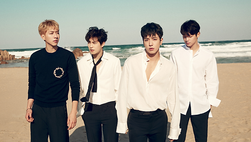 CNBLUE 正会員等級アップ