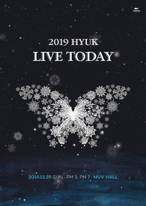 【予約】VIXX 2019 HYUK LIVE TODAY