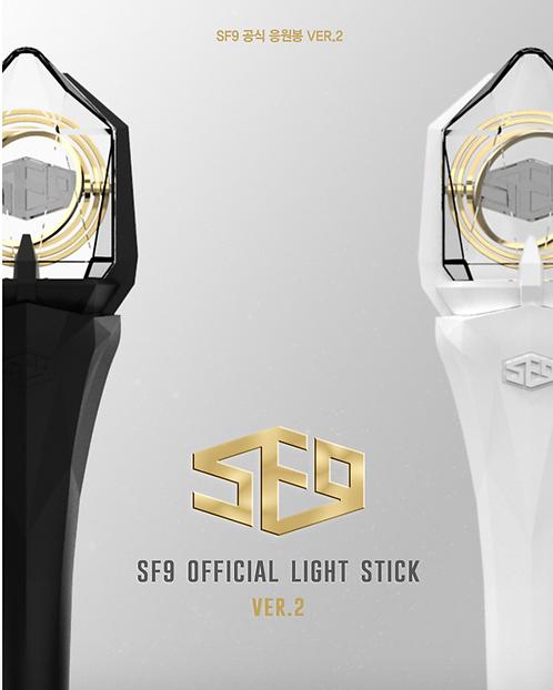 【予約販売】SF9 公式ペンライト VER.2 購入代行