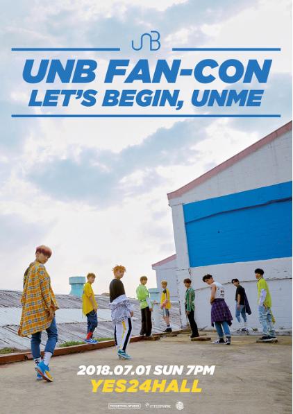 UNBFan-Con : Let's BEGIN, UNME