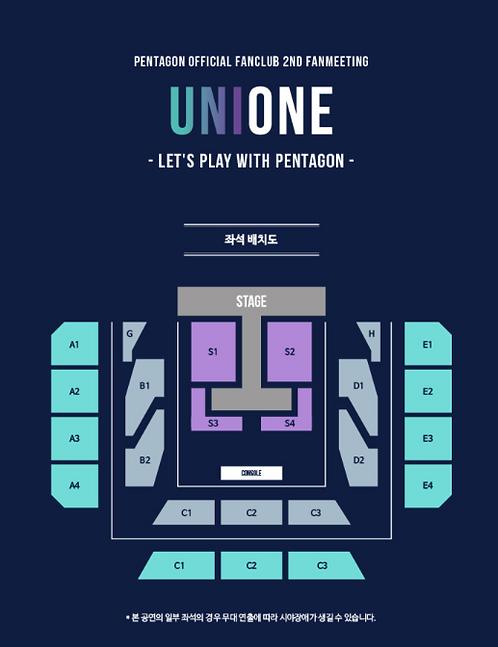 PENTAGON UNIVERSE 2期 ファンミーティング<UNIONE>