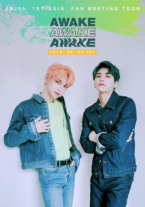 JBJ95 1st ASIA FAN MEETING TOUR [AWAKE]