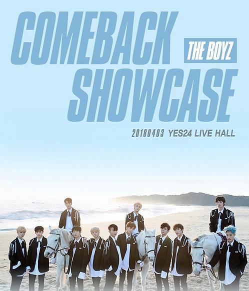 THE BOYZ カムバック ショーケース<THE START>