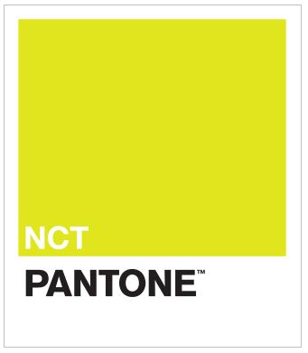 NCT+PANTONE グッズ購入代行