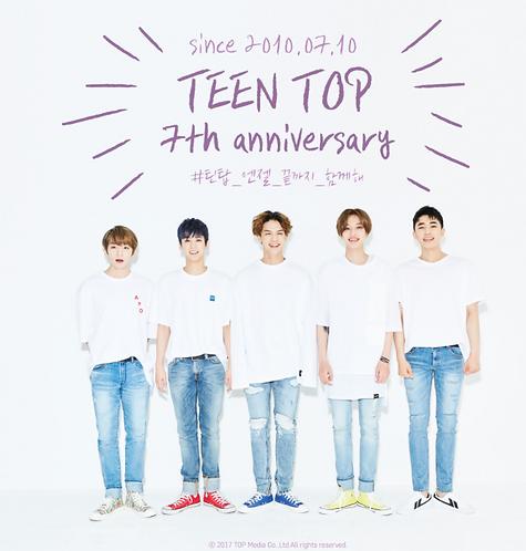 TEEN TOP 正会員等級アップ