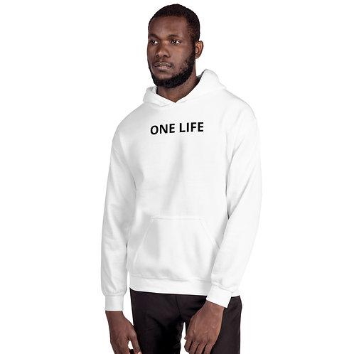 One Life Men Hoodie