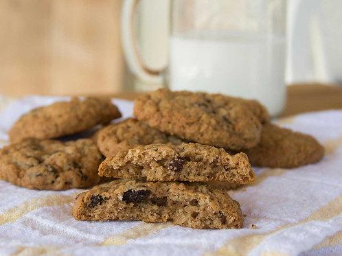 Oatmeal Raisin Cookies - 8-ounce