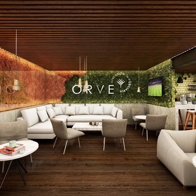 Cafetería ORVE