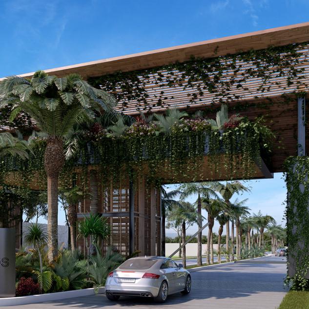 Arcos de Bambú