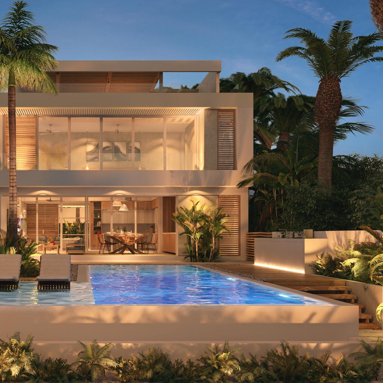 Casa Playa MS