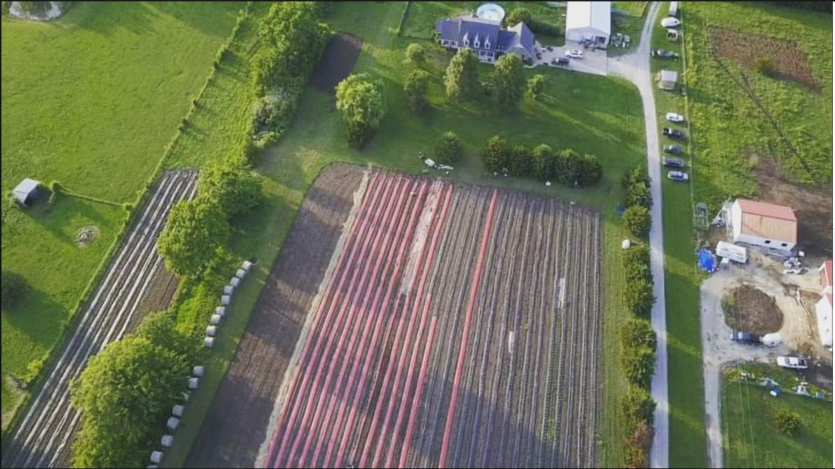 Farm aerial view - snipped