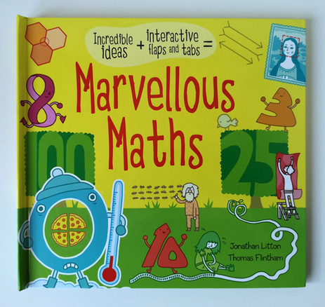 Marvellous maths / Templar Publishing