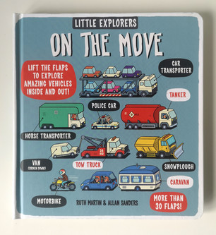 Little explorers / Templar Publishing