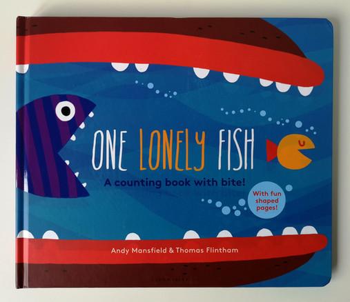 One Lonely Fish / Templar Publishing