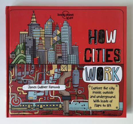 How Cities Work / Lonely Paney Kids COV.jpg