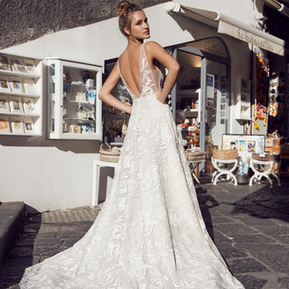 Brautkleid InWeiß Brautatelierg