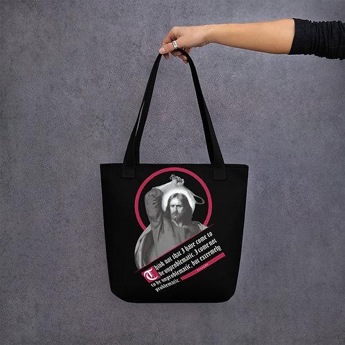 "Original ""PROBLEMATIC"" Tote Bag"