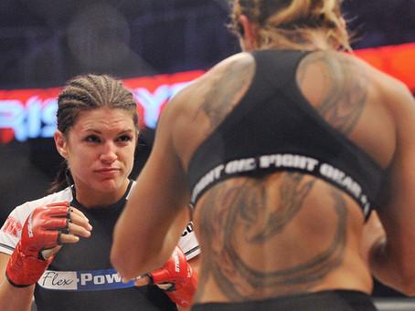 Women Punching Women: An Interview with Carmen Schober