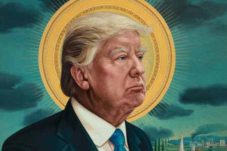 The No Apologies Podcast: Donald Trump is Not a Christian