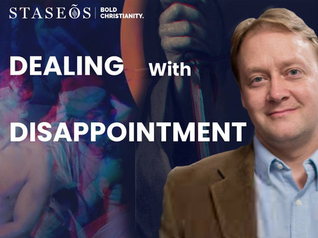 The No Apologies Podcast: Dealing with Disappointment