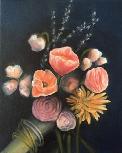 Mom's Bouquet by Heather Warren