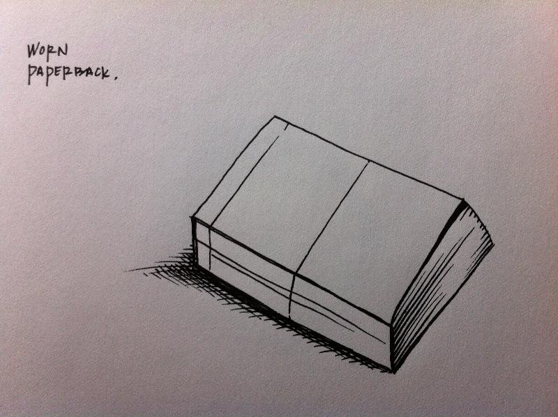 Worn Paperback by Heather Warren