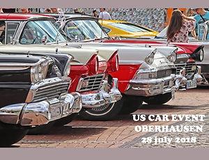 US Car Event Oberhausen 2018
