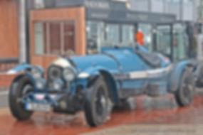 Bentley 3-4 Special 3-8 Racer - 1950