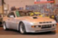 Porsche 924 Carrera GT - 1981