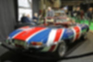 Jaguar E-Type 4.2 - 1967 - Austin Powers