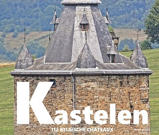 Kastelen - 112 Belgische Châteaux_ISBN_9789080052673_001