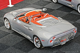 Spyker C8 Aileron Spyder - 2009