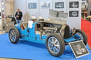 Bugatti T51 - 1931 - replica
