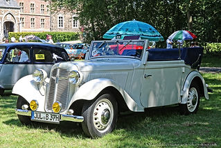 Adler Trumpf Junior 1 E - 1937