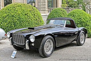 Siata 208S Spider by Motto - 1953