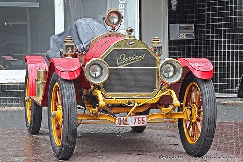 Overland Speedster - 1912
